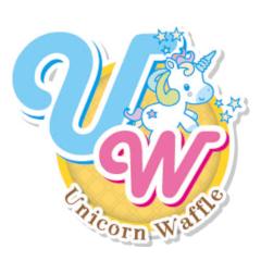 Unicorn Waffle
